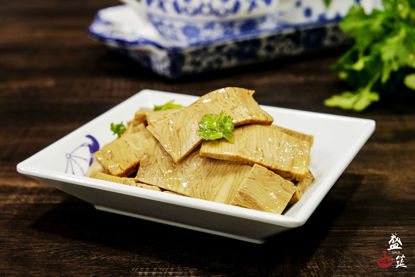 Picture of Dried Beancurd 凉拌素鸡